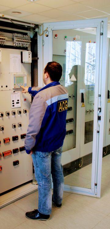 Сommissioning work