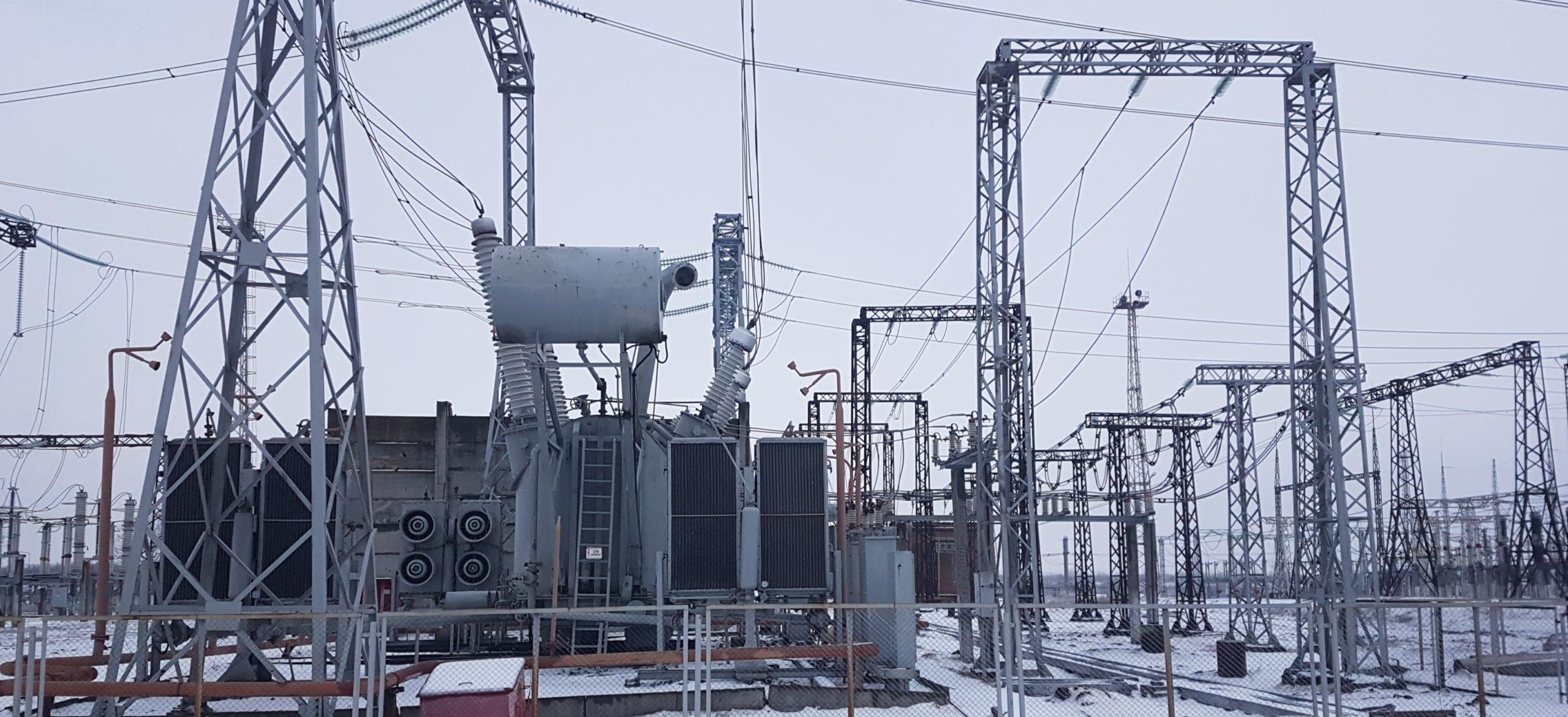 Реконструкція ПС «Кременчук 330 кВ»